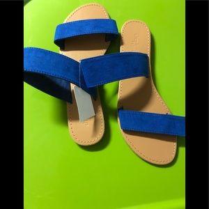 NWT Charlotte Russe sandal
